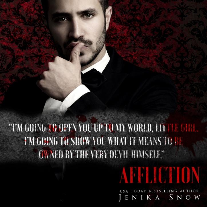 Affliction Jenika Snow Teaser 1