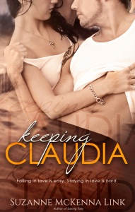 Keeping Claudia Amazon copy